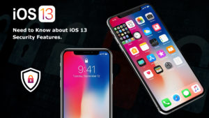 iOS 13 Security