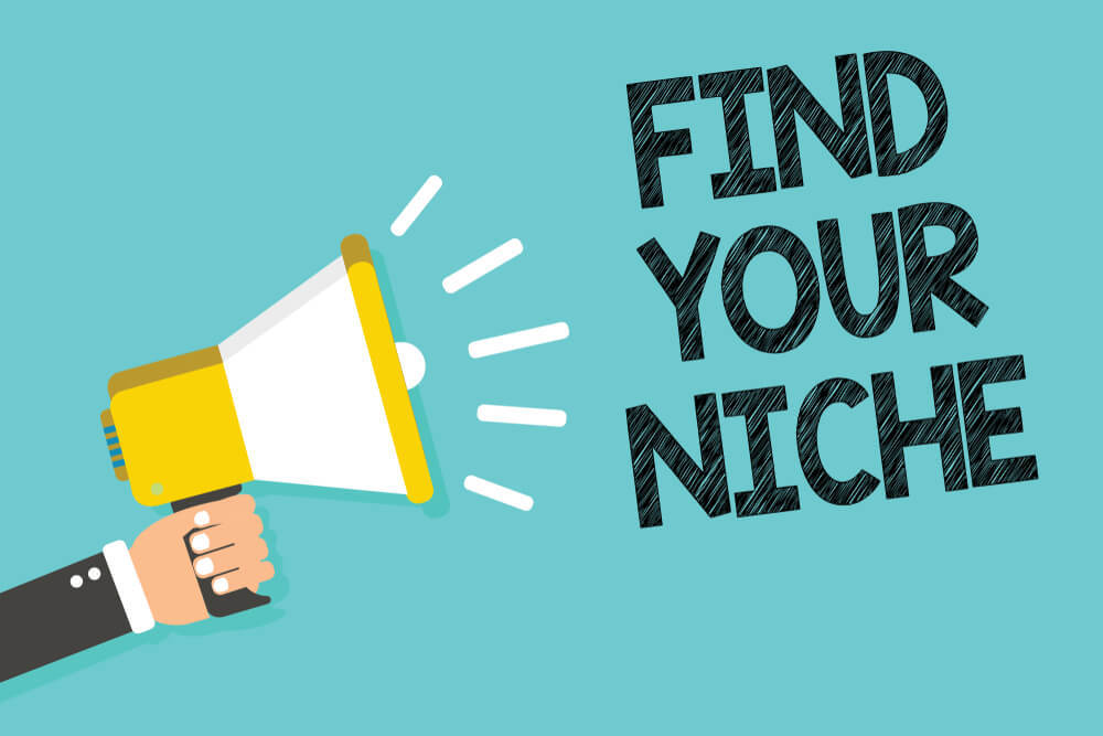 Selecting a perfect niche