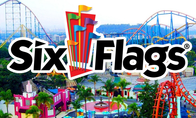 Six Flags Theme Park America All About Six Flags
