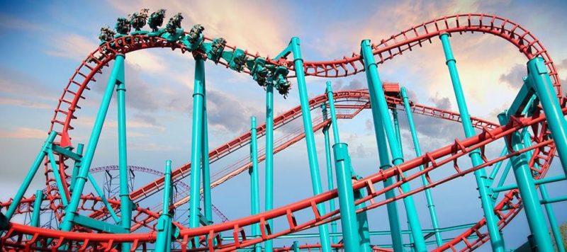 Six Flags Theme Park New England