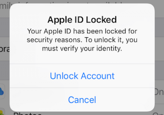 Fix your apple id has been disabled Unlock Your Apple ID 2019