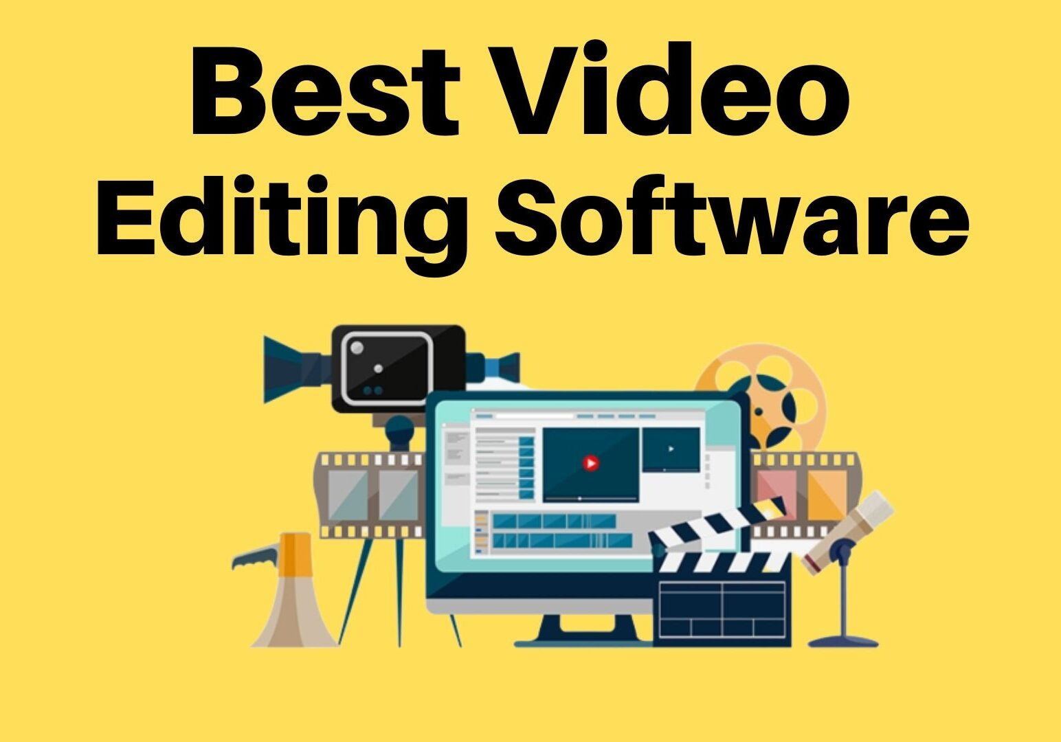 best video editing software